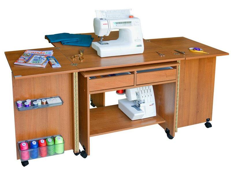 Стол для швейной машины своими руками фото